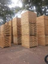 Pallet lumber - 400 m3 per month, All species