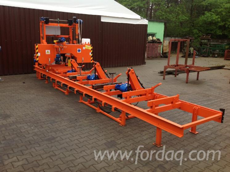 New-Polonia-Ale-Forest-Log-Band-Saw-Horizontal-For-Sale
