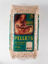Firelogs - Pellets - Chips - Dust – Edgings - DRAUHOLZ PELLETS SPRUCE DINPLUS, ENPLUS A1 - AT333 - SUMMER PRICE!!!!