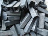 Energie- Und Feuerholz Esche Braun- - Esche Holzkohle 4-5 cm