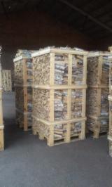 Birch (Europe) in Ukraine Firewood/Woodlogs Not Cleaved 60 - 120  mm