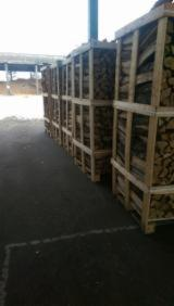 Oak (european) Firewood/woodlogs Not Cleaved 120 mm