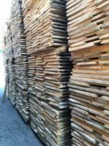 Hardwood  Unedged Timber - Flitches - Boules - Loose, Ash (White)(Europe)