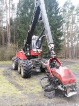 Used Valmet / 8252 H 911.3 2008 Harvester in Germany