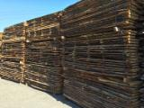 Unedged Timber - Boules for sale. Wholesale Unedged Timber - Boules exporters - OAK (Quercus robur) unedged boards - BC quality