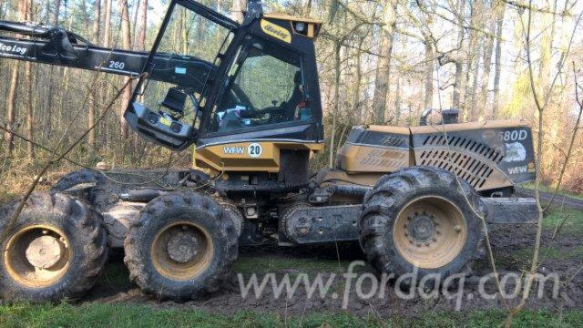 Used-2013-Eco-Log---4716-h-580-D-Harvester-in