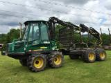 null - Used Timberjack 1998 Forwarder in Germany