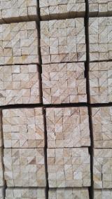 Paulownia triangular strips