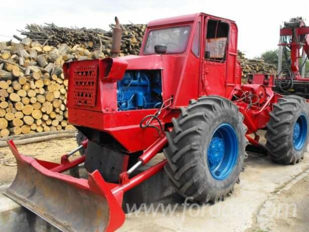 Used-2004----Articulated-Skidder-in