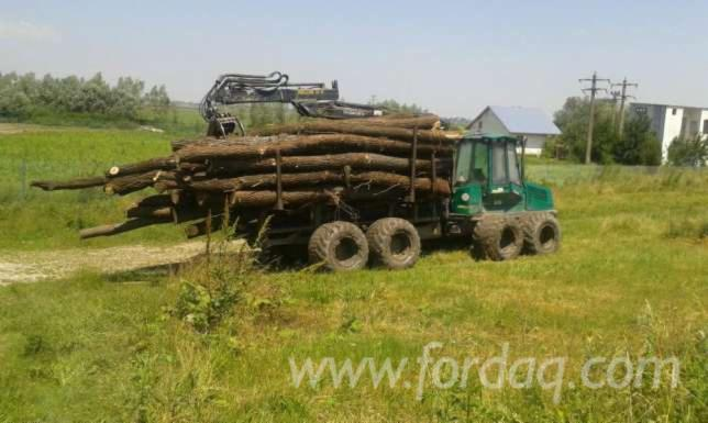 Used-Timberjack--Forwarder