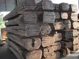 Unedged Hardwood Timber - Oak (European) Boules Poland