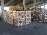 Buy Or Sell  Firewood Woodlogs Cleaved Romania - Kiln dried Beech Firewood ; 1 / 1.7 / 2 Cubic Metres
