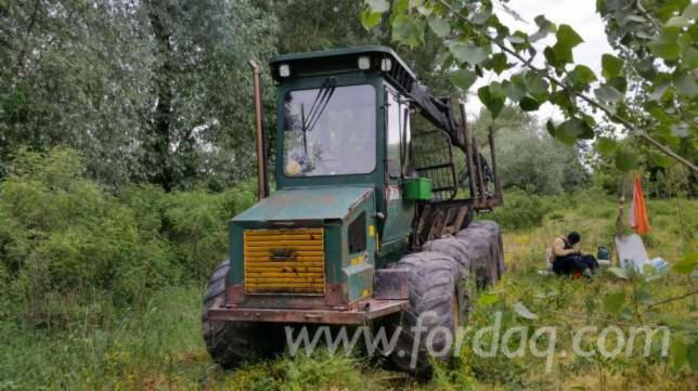 Used-Timberjack-Forwarder