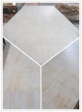 Pine commercial plywood sheet