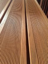 Anti-Slip Decking  Exterior Decking - Offering Keruing Decking