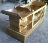 Children's Room - Beds, Art & Crafts/Mission, 50 pieces per month