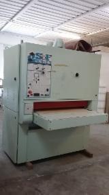 Gebraucht SBF 2000 Schleifmaschinen Mit Schleifband Zu Verkaufen Italien