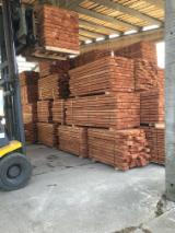 Hardwood  Sawn Timber - Lumber - Planed Timber - Air Dried Romanian Beech Timber / Lumber