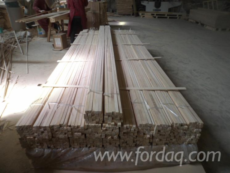 Paulownia-Strips---Chamfer-for-Wall