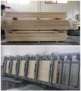Mouldings - Profiled Timber - Fir  Interior Wall Panelling Romania