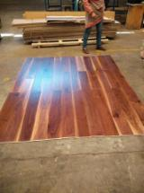 Engineered Wood Flooring - Multilayered Wood Flooring Walnut American Black - Walnut engineered flooring