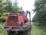 Harvester (Utilaj De Exploatare) Valmet / 9608 H 941 Folosit 2007 in Germania