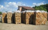 Beech (Europe) in Italy Firewood/Woodlogs Cleaved 8-10, 10-12, cm