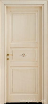 & Yellow Poplar Doors