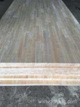 Rubber wood finger joint board, rubber wood, wood finger joint board, finger joint