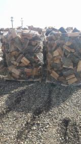 Firewood, Pellets and Residues - Beech Firewood/Woodlogs Cleaved 8-15 cm