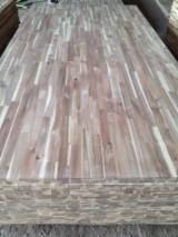 Acacia wood finger joined, Acacia benchtops, Acacia worktops
