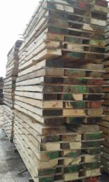 Hardwood  Sawn Timber - Lumber - Planed Timber - Lime Tree (Linden), Planks (boards) , A, Romania, bacau