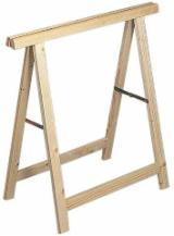 Italy Solid Wood Components - Trestles in Spruce