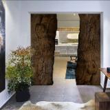Puertas, Ventanas, Escaleras - Maderas duras (Europa, Norteamérica), Puertas, Roble (europa), The certificate specifies the age of the wood