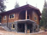 Wood Houses - Precut Timber Framing For Sale - Fir (Abies alba, pectinata)