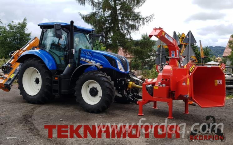 New-Wood-Chipper-Skorpion-250-R---Teknamotor