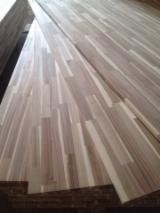 Edge Glued Panels For Sale - Acacia wood finger joint board, acacia wood, wood finger joint