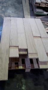 Italy Parquet - 23 mm Oak (European) Parquet Tongue & Groove in Italy