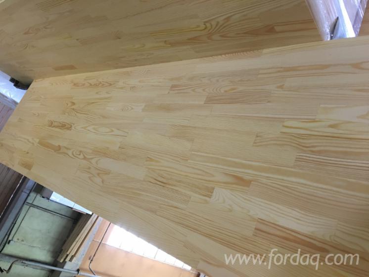 vend panneau massif 1 pli pin bois rouge 10 mm. Black Bedroom Furniture Sets. Home Design Ideas