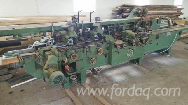 Used----Moulding-Machines-For-Three--And-Four-side-Machining-For-Sale