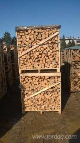 Kloce - Pelety - Wióry - Pył - Oflisy Na Sprzedaż - Brzoza Drewno Kominkowe/Kłody Łupane FSC Bośnia - Hercegowina