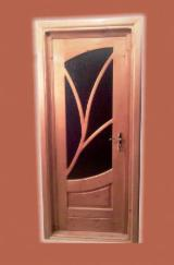 Двері, Вікна, Сходи - Листяні тверді (Європа, Північна Америка), Двері, Липа