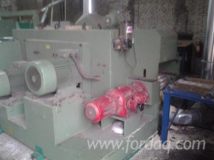 New N/O Circular Resaw For Sale Czech Republic