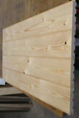 Mouldings - Profiled Timber - Spruce (Picea abies) - Whitewood, Interior Wall Panelling