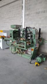 VERTICAL HORIZONTAL MORTISING MACHINE BRAND BACCI MOD. MOM90-CA-D