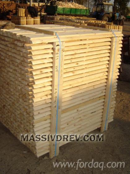 Vend piquets tuteurs pin bois rouge belarus - Tuteur bois brico depot ...