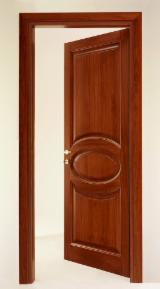 Holzkomponenten, Hobelware, Türen & Fenster, Häuser Zu Verkaufen - Nordamerikanisches Laubholz, Türen, Massivholz, Tulpenbaum, Farbe