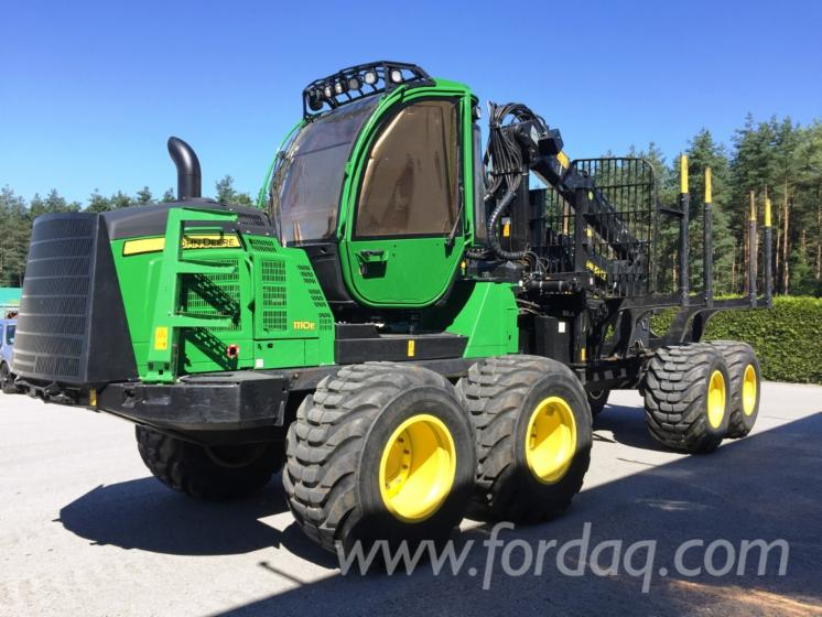 Used-John-Deere-2015-Forwarder-in