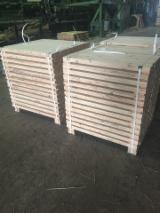 Sawn Timber - Pallet boards (spruce, high quality)