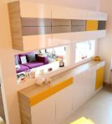Mobili Soggiorno Design In Vendita - Libreria - Scaffalatura, Design, 10 pezzi al mese